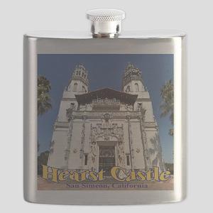 Hearst Castle Flask