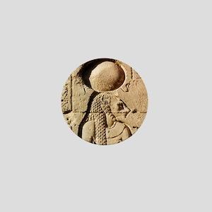 Sekhmet Lioness Goddess of Upper Egypt Mini Button