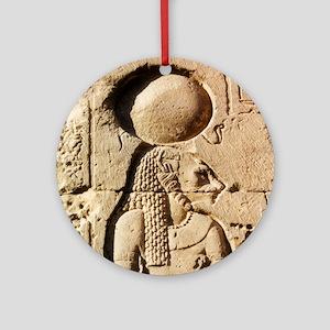 Sekhmet Lioness Goddess of Upper Egypt Ornament (R