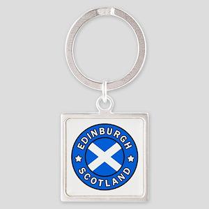 Edinburgh Square Keychain