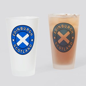 Edinburgh Drinking Glass