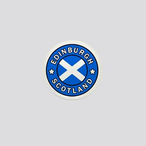 Edinburgh Mini Button