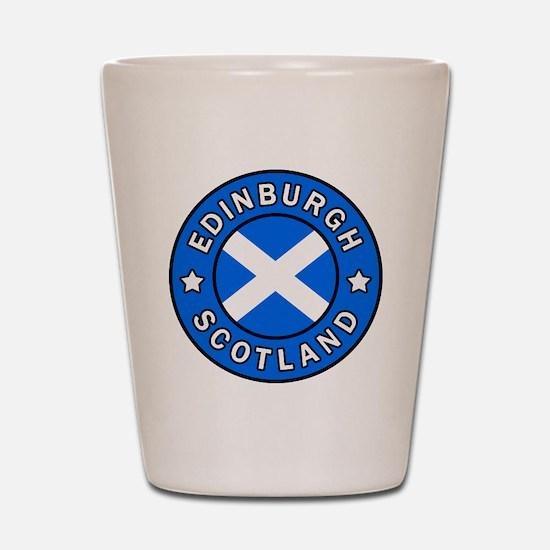 Edinburgh Shot Glass