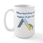 What Bad Thing Large Mug