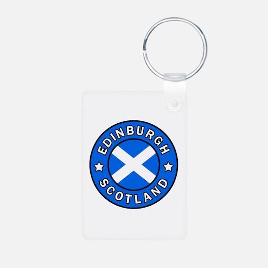 Edinburgh Keychains