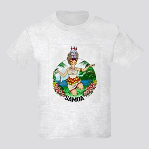 Samoan Kids Light T-Shirt