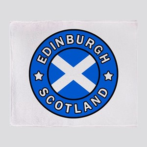 Edinburgh Throw Blanket