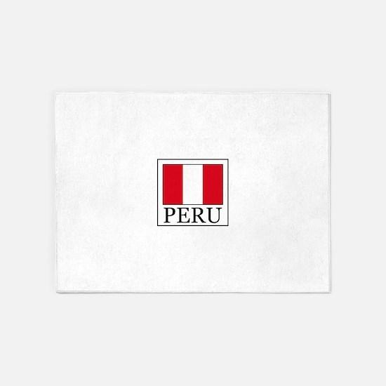 Peru 5'x7'Area Rug