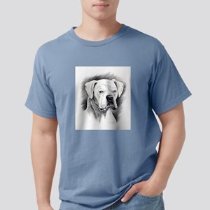 Beautiful White Boxer T-Shirt