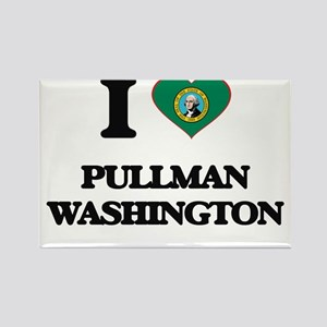 I love Pullman Washington Magnets