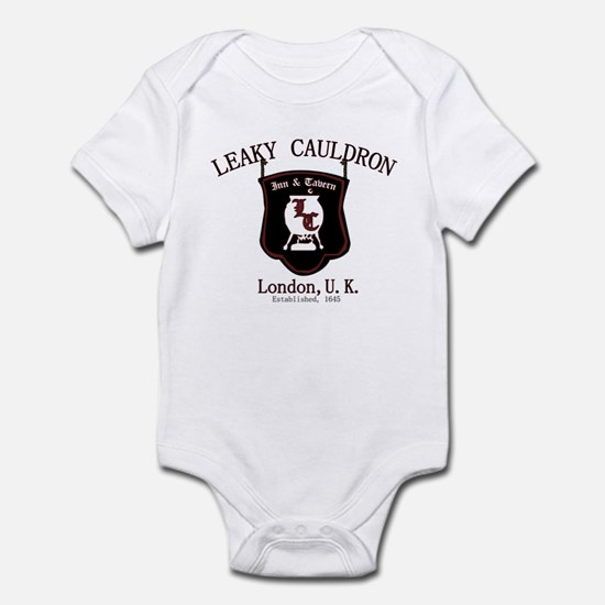 Leaky Cauldron Infant Bodysuit