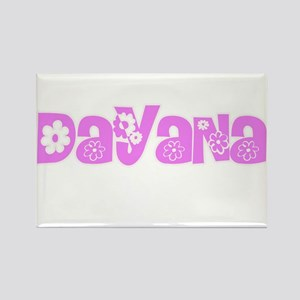 Dayana Flower Design Magnets