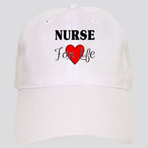 Nurse For Life Cap