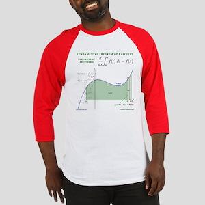 Fundamental Theorem of Calculus Baseball Jersey