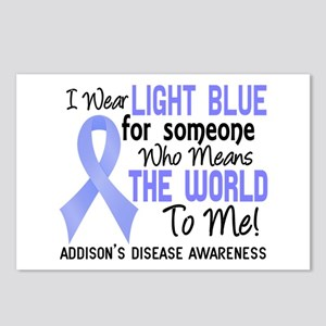 Addison's Disease MeansWo Postcards (Package of 8)