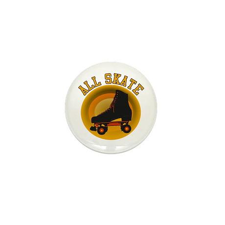 Scott Designs All Skate Mini Button (100 pack)