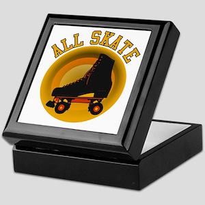Scott Designs All Skate Keepsake Box
