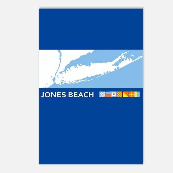 Jones Beach Postcards (package Of 8)