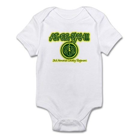 3rd CAV Infant Bodysuit