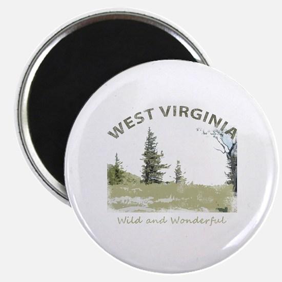West Virginia Magnet