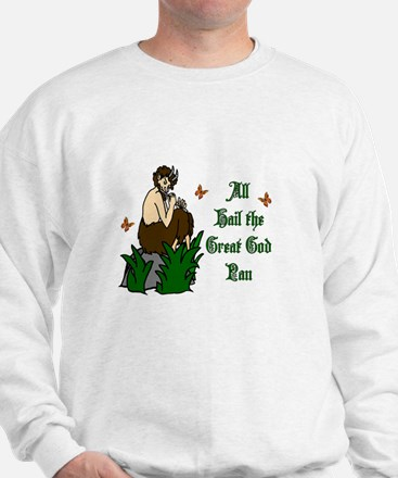 All Hail the Great God Pan Sweater