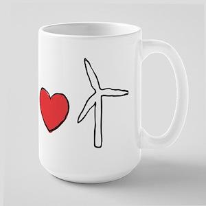 Earth Loves Wind Mugs
