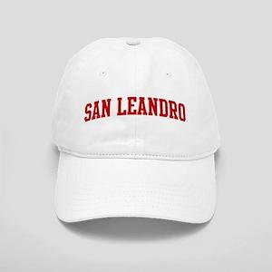 SAN LEANDRO (red) Cap