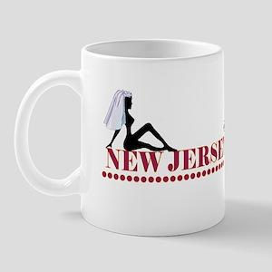 New Jersey Bride Mug