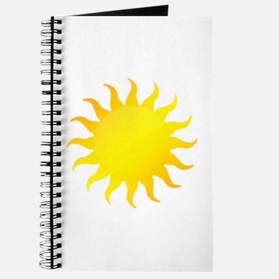 Bright Sunshine (style A) Journal