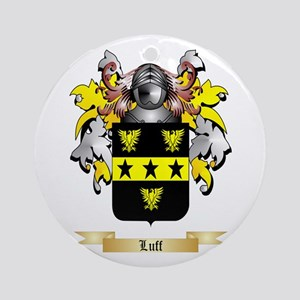 Luff Ornament (Round)