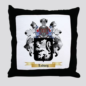 Ludwig Throw Pillow