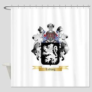 Ludwig Shower Curtain
