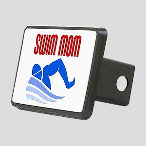 Swim Mom Hitch Cover