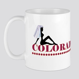 Colorado Bride Mug