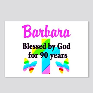 90 YR OLD BLESSING Postcards (Package of 8)
