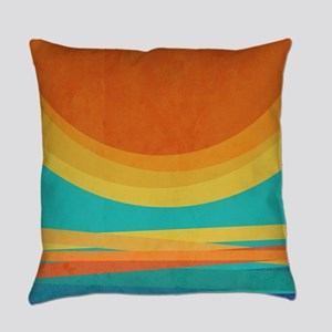 Sunset Everyday Pillow