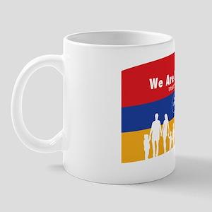 Armenian Genocide Mug
