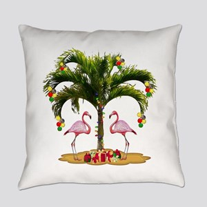 Tropical Holiday Everyday Pillow