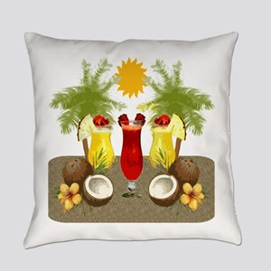 Beverage Bliss Everyday Pillow