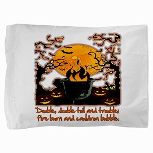 Cauldron Pillow Sham