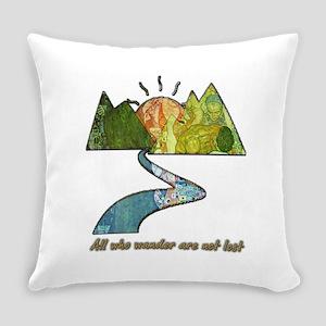 Wander Everyday Pillow