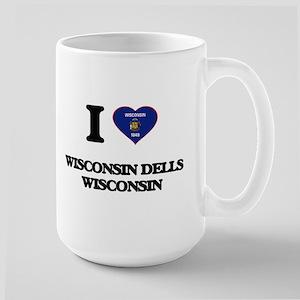I love Wisconsin Dells Wisconsin Mugs