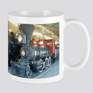 Antique train unique design Mugs