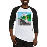 Train Toilet Baseball Jersey