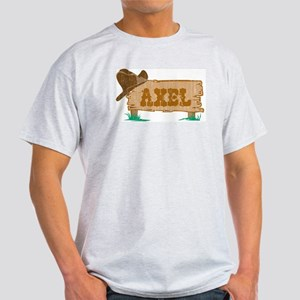 Axel western Light T-Shirt