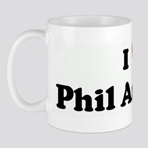 I Love Phil Anselmo Mug
