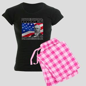 19 Hayes Women's Dark Pajamas