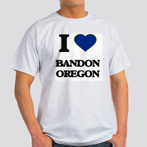 I love Bandon Oregon T-Shirt