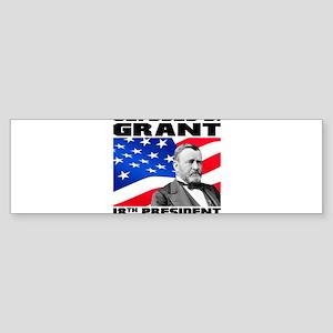 18 Grant Sticker (Bumper)