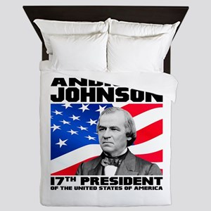 17 Johnson Queen Duvet